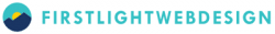 First Light Web Design Logo